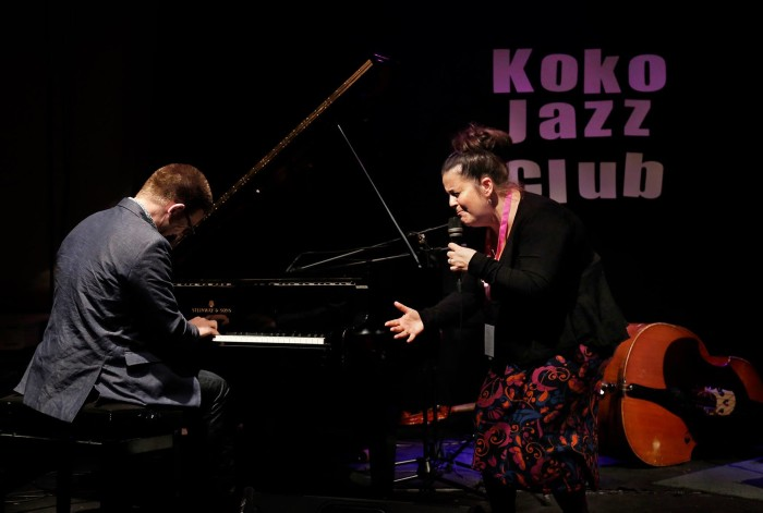 Koko Jazz Club Michelle Nicolle
